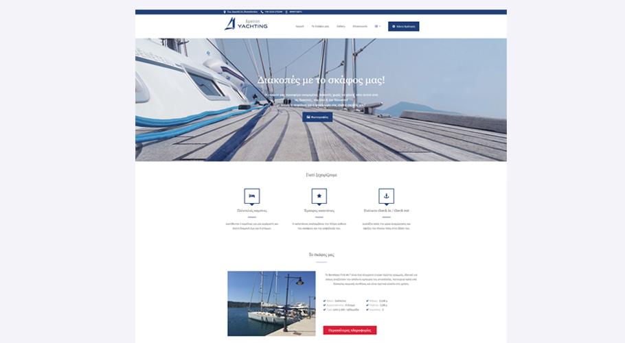 Apeiron Yachting